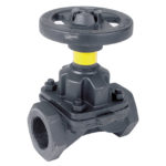Diaphragm Valve Screwed