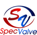 SpecValve logo - valves, Pipes, and Fittings