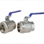 brass chrome plated ball valve